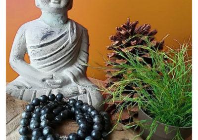 bracelet mala tibétain 108 perles