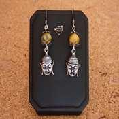 boucles d oreilles pierre et bouddha- bopb - Copie