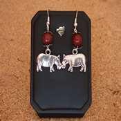boucles d oreilles pierre et hippo- boph - Copie