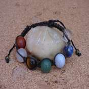 bracelet pierre chakras- bpck